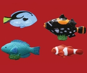 FISHES MOLD