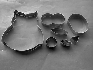 LARGE OWL CUTTERS