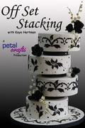 OFF SET CAKE STACKING