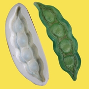 PEA POD MINI MOLD