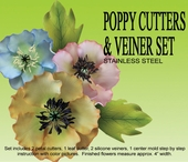 POPPY CUTTER SET