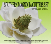 SOUTHERN MAGNOLIA CUTTER SET
