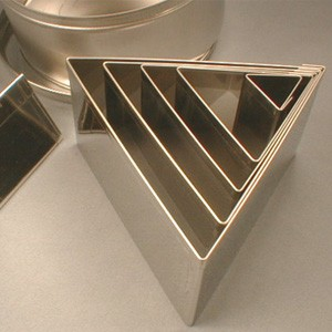 TRIANGLE METAL CUTTER SET