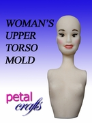 WOMAN'S UPPER TORSO MOLD