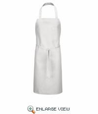 1751 Standard Bib Apron With Pencil Pocket (2-Colors)