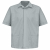 1S00HU Pincord Short Sleeve Hunter Green Shirt Jacket