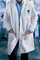 5700 Men's 4 Button Front Lab Coat
