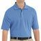 7701BB Men's Blueberry Polo Basic Pique