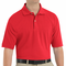 7701BR Men's Brick Red Polo Basic Pique