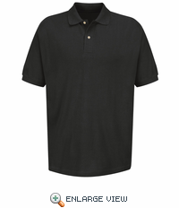 7701OS Men's Over Size  Polo Basic Pique