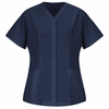 9P01NV Women's Navy Easy Wear Tunic