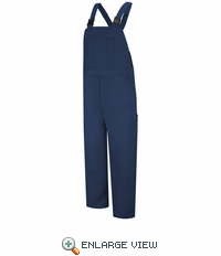 BNF8NV Nomex® IIIA Flame-resistant Navy Unlined Bib Overall