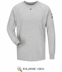 Bulwark Flame-Resistant Long Sleeve Performance T-Shirt - CoolTouch II