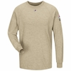 Bulwark Flame-Resistant Long Sleeve Performance T-Shirt - CoolTouch� title=