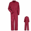 CLD4RD 6 oz. EXCEL FR® Flame-resistant Red Deluxe Coverall