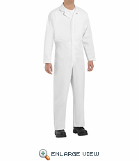 CT16 Twill Action Back Coverall - No Breast Pocket