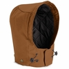 HD20BD Blended Brown Blended Duck Snap-on Hood
