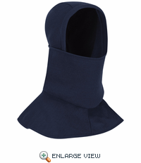 HMB2NV Navy Balaclava with Face Mask - Power Dry FR Flame-resistant