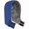 HMH2RB COOLTOUCH Universal Fit Royal Blue Snap-On Insulated Hood �CAT4