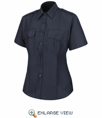 HS1293 Women's Sentry® Action Option Short Sleeve Shirt