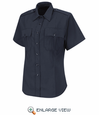 HS1448 Women's New Generation® Short Sleeve Stretch Shirt