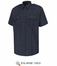 HS1711 UL Certified Nomex® Button Front Short Sleeve Shirt