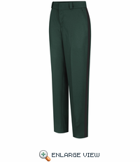 HS2715a Women's Spruce Green/W Black Stripe Sentry® Plus Trouser