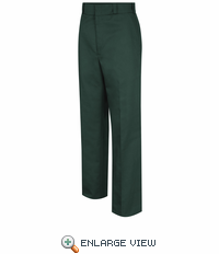 HS2374 Men's 4 Pocket Spruck Green New Dimension® Florida Trouser