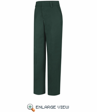 HS2375 Women's Spruck Green New Dimension® Florida 4-Pocket Trouser