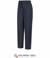 HS2433 Women's Dark Navy New Generation® Stretch Cargo Trouser