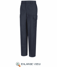 HS2444 Women's New Dimension® Dark Navy 6-Pocket CargoTrouser