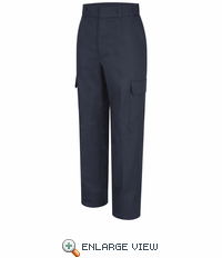 HS2523 New Dimension® Plus Women's Dark Navy EMT 6-Pocket Trouser