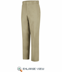 HS2526 New Dimension® Plus Silver Tan 4-Pocket Trouser