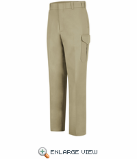 HS2528 New Dimension® Plus Silver Tan 6-Pocket Cargo Trouser