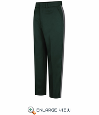 HS2716 Men's Spruce Green/W Grey Stripe Sentry® Plus Trouser