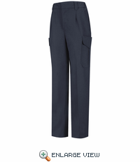 HS2727a Women's 100% Cotton 6-Pocket Cargo Trouser