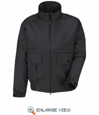HS3352 Unisex Black New Generation® 3 Jacket