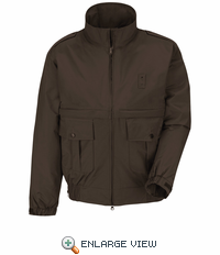HS3353 Unisex Brown New Generation® 3 Jacket