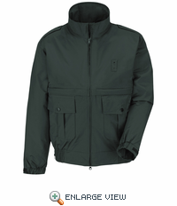 HS3354 Unisex Spruce Green New Generation® 3 Jacket