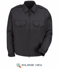 HS3424 Unisex Black Sentry Jacket
