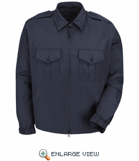 HS3426 Unisex Dark Navy Sentry Jacket