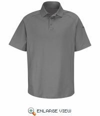 HS5133 Grey Short Sleeve Special OPS Polo