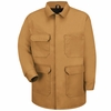 JD24BD Blended Brown Duck Chore Coat