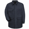 JD24ND Blended Navy Duck Chore Coat