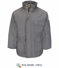 JLP8GY EXCEL- FR™ COMFORTOUCH™ Grey Parka