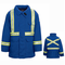 JNPT Bulwark  Deluxe Parka with Reflective Trim HRC4