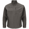 JP68CH Men's Charcoal Deluxe Soft Shell Jacket