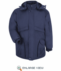 JP70NV Navy Heavyweight Parka