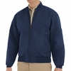 JT38NV Navy Perma Lined Solid Team Jacket