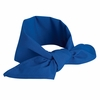 NP12RB Royal Blue Chef Neckerchief